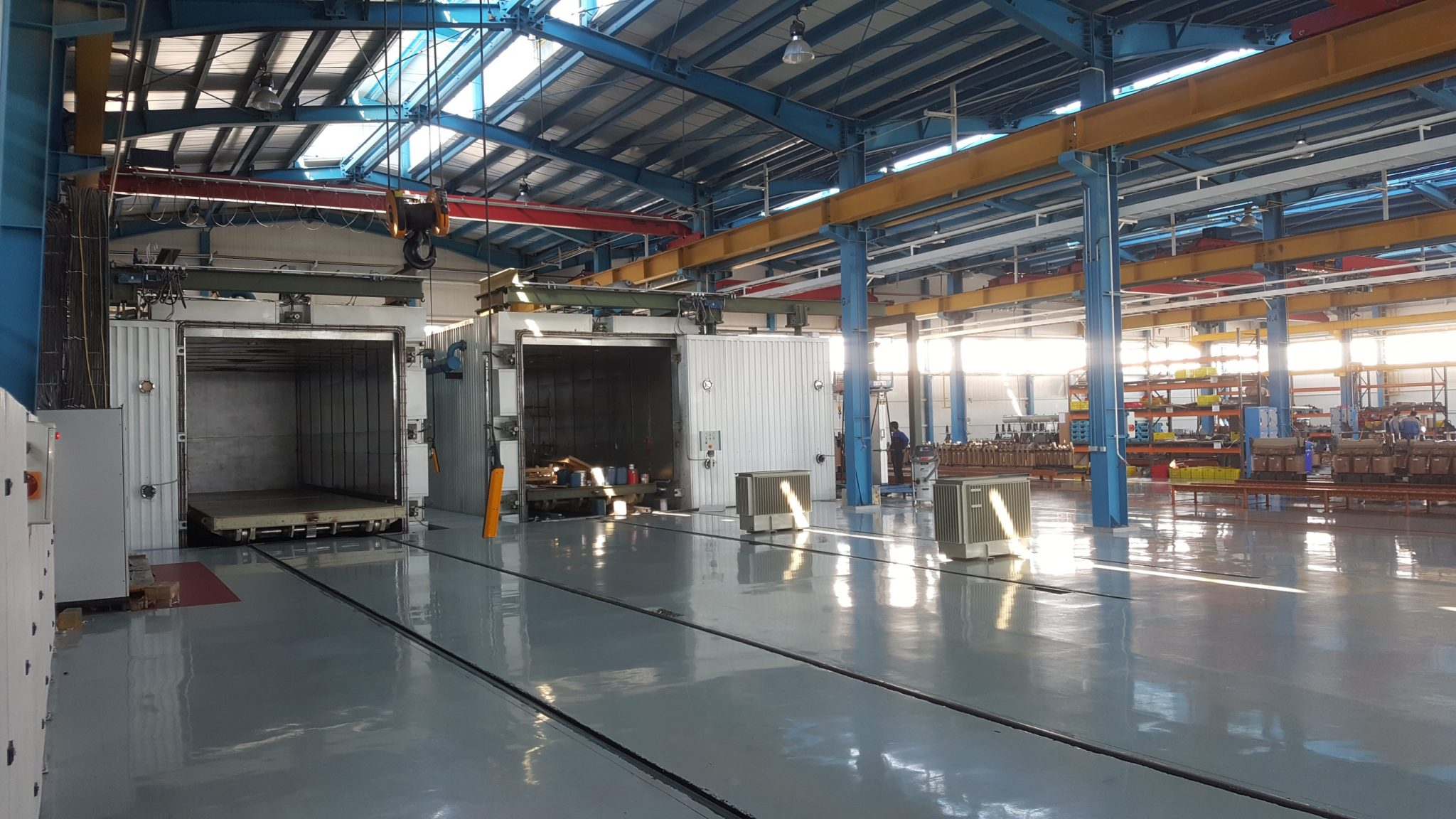 Hering transformer vacuum drying oven factory 1