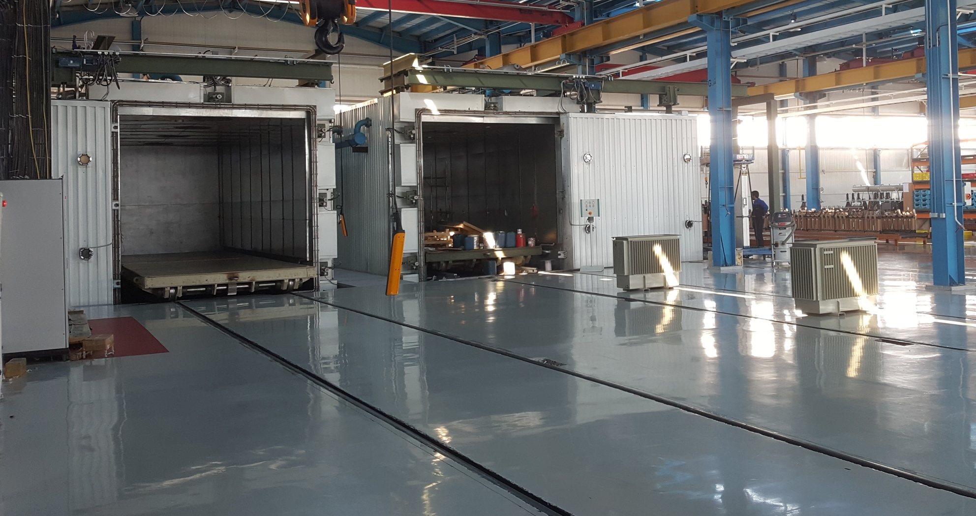 Hering transformer vacuum drying oven factory 2