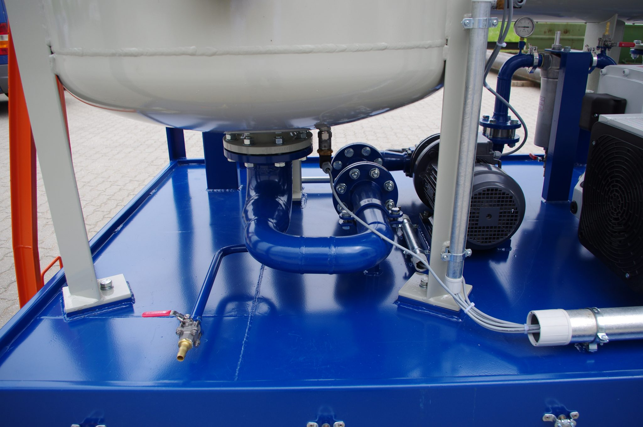 EOK Transformer Oil Purification Plant Detail 1