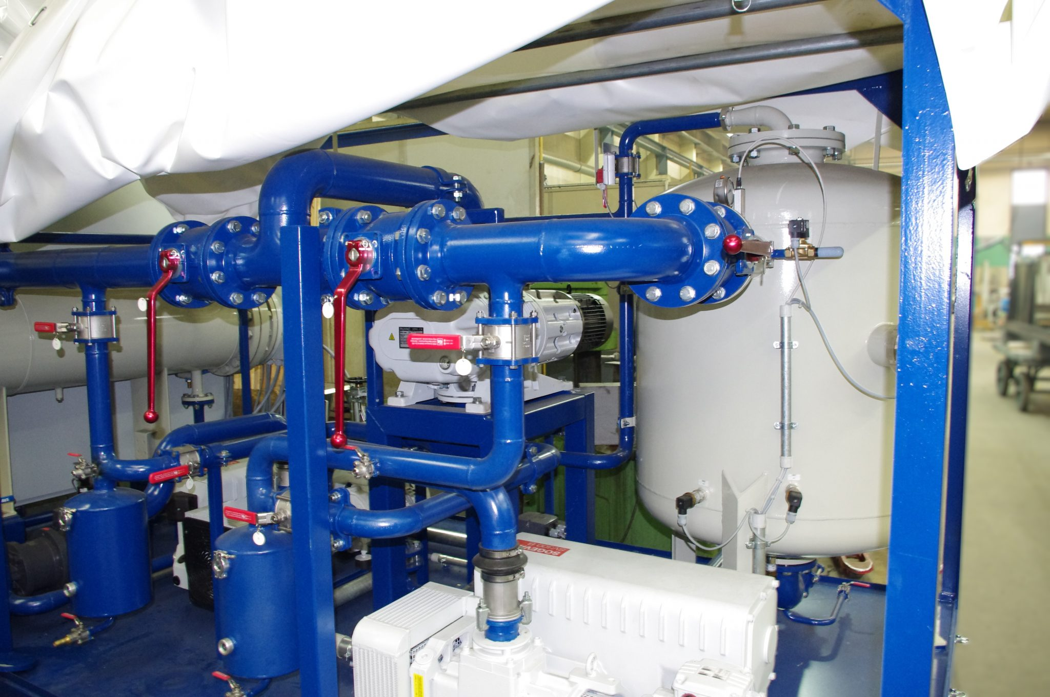 EOK Transformer Oil Purification Plant Detail 4