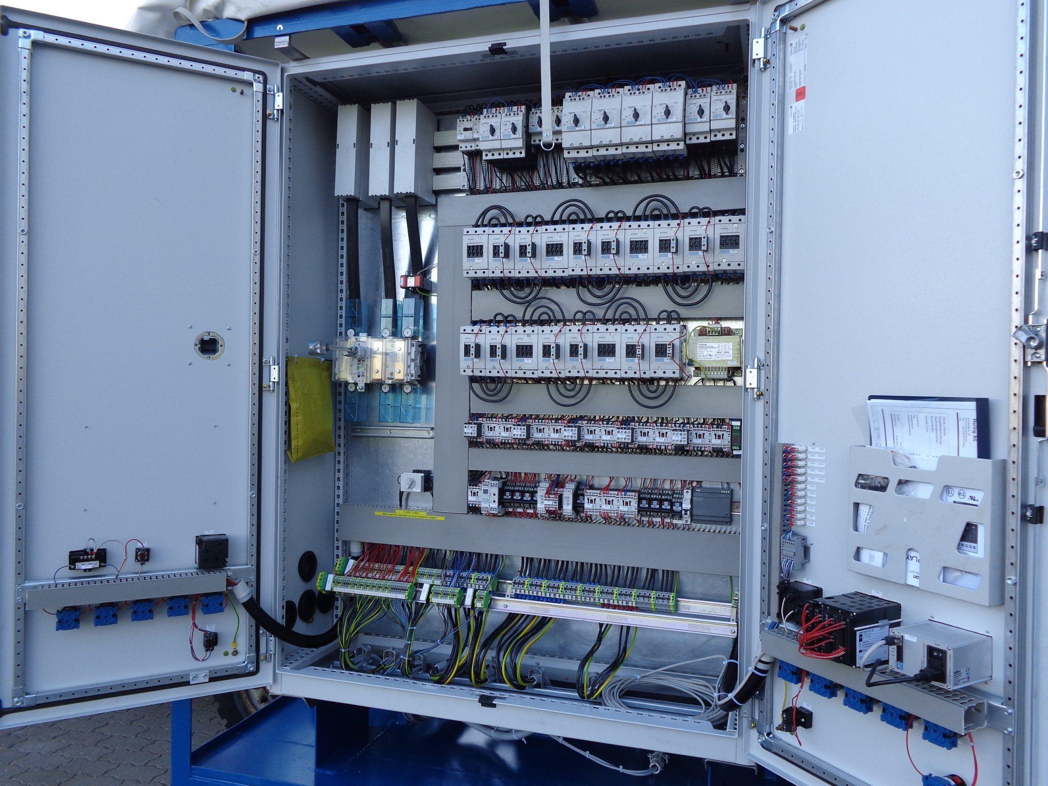 EOK Transformer Oil Purification Plant Electrics 1