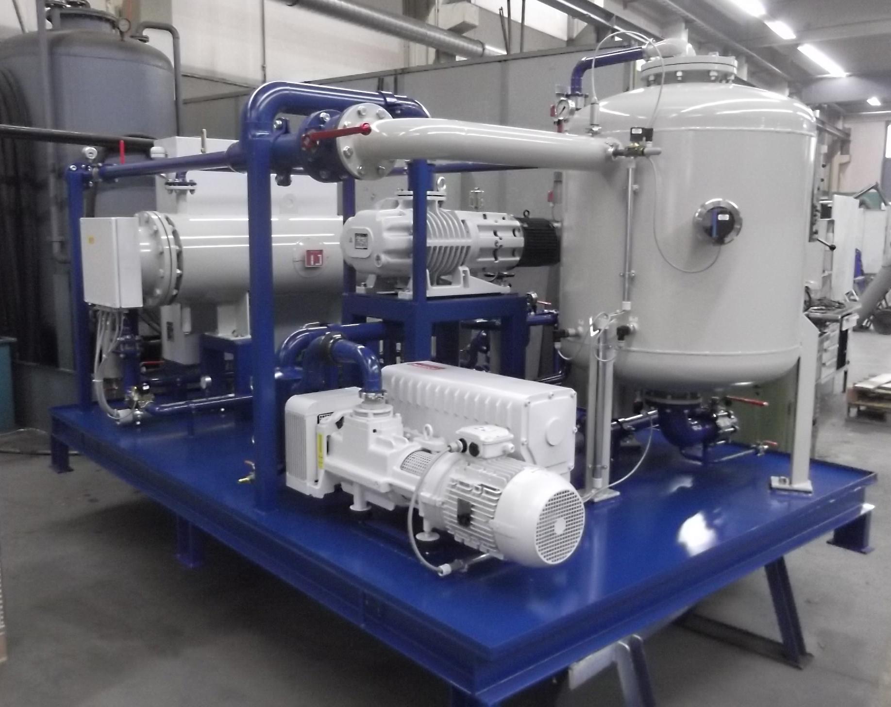 EOK Transformer Oil Purification Plant Quality Check 1