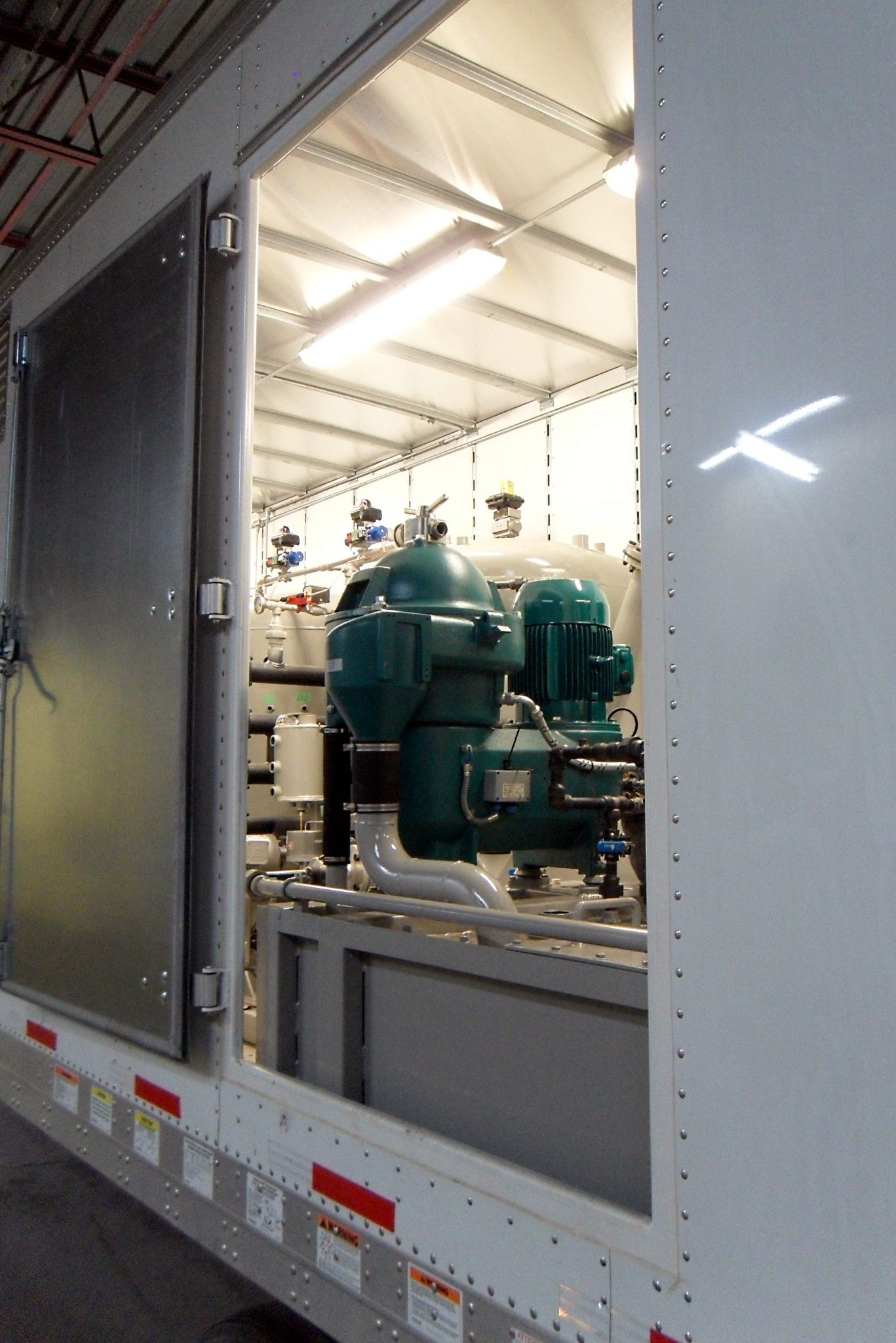PCB removal system trailer 6