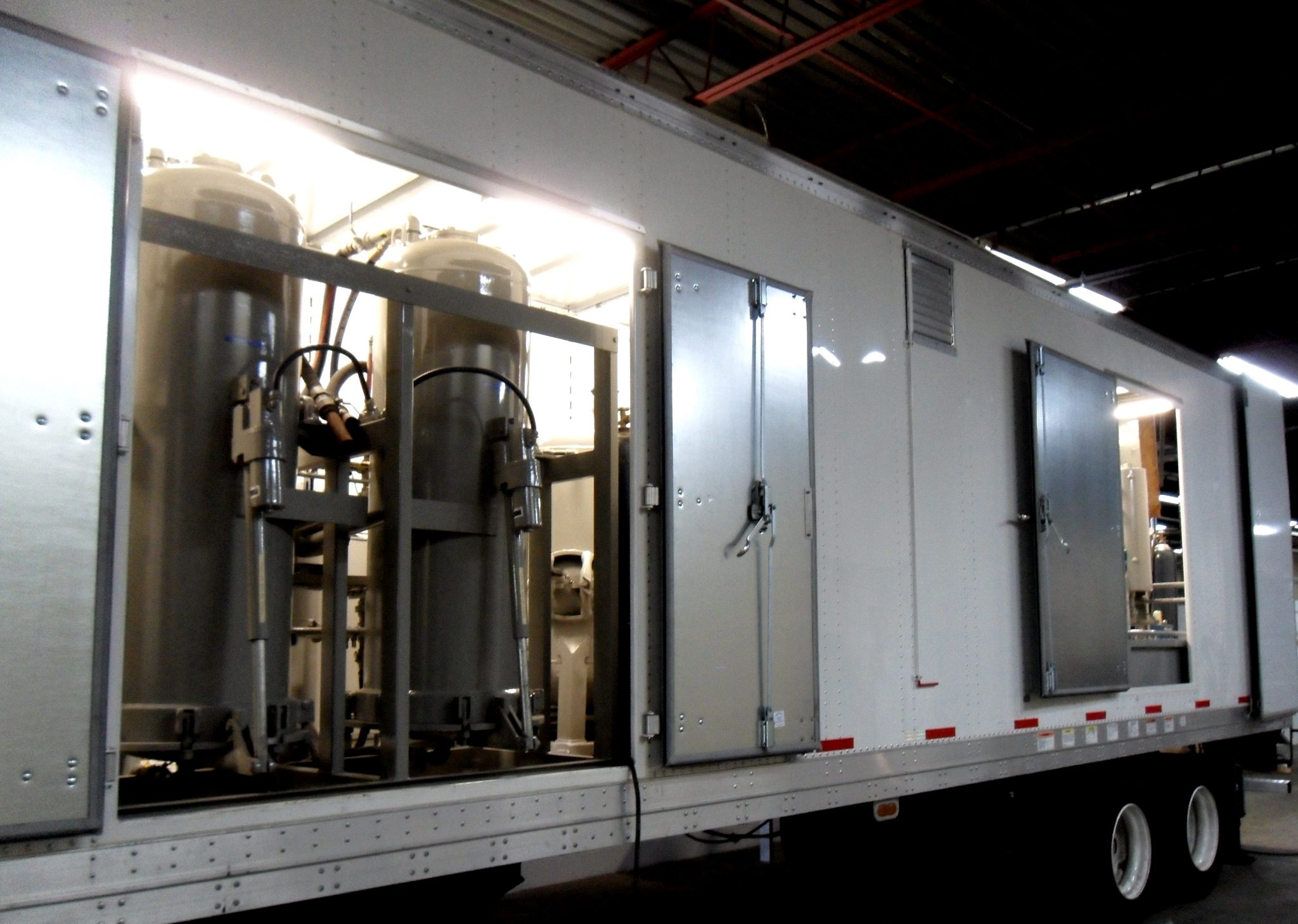 PCB removal system trailer 2