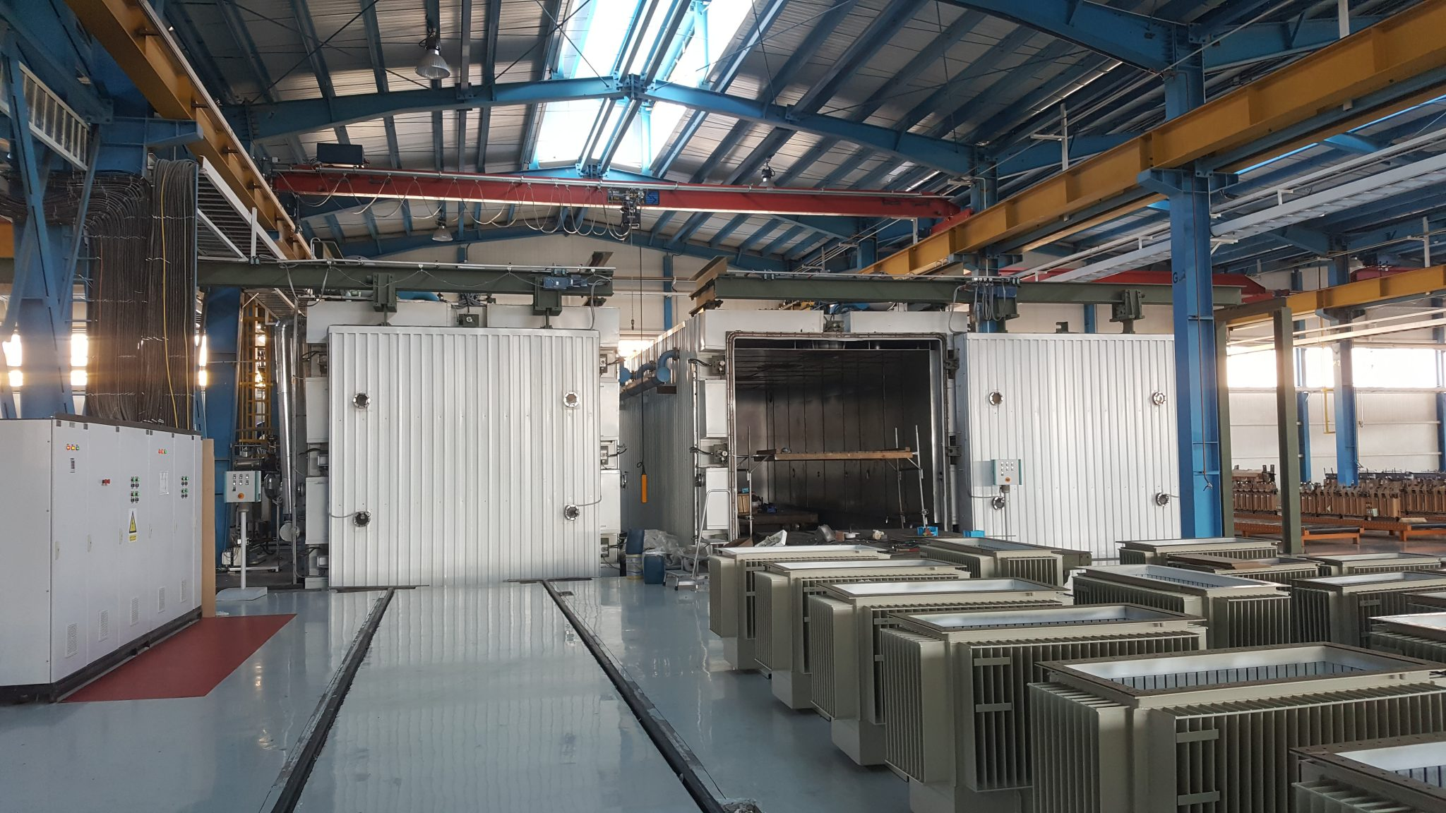 Transformer insulation drying oven 2
