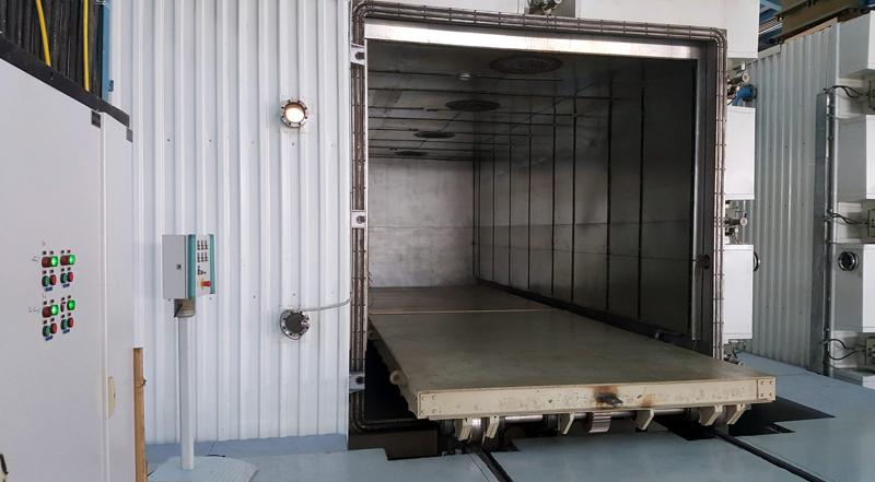 Hering transformer vacuum drying chamber conventional 1