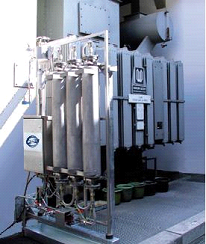ISODRY transformer insulation drying system at site