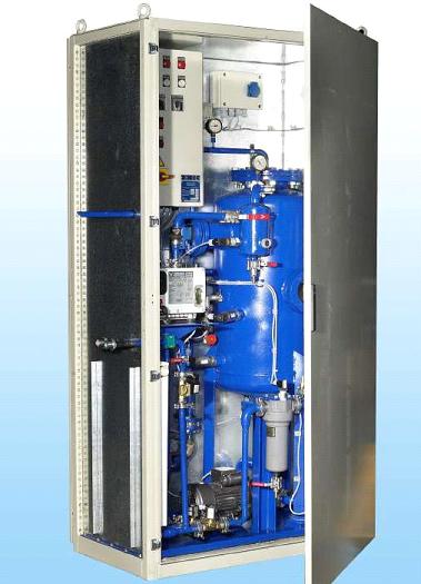 Online transformer insulation degassing 1